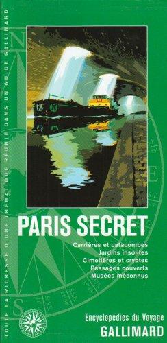 Paris secret (ancienne édition)