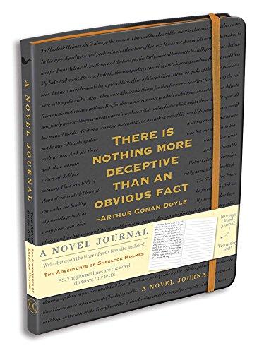 A Novel Journal: The Adventures of Sherlock Holmes: The Adventures of Sherlock Holmes