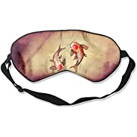Comfortable Sleep Eyes Masks Fish Final Pattern Sleeping Mask For Travelling, Night Noon Nap, Mediation Or Yoga preisvergleich bei billige-tabletten.eu