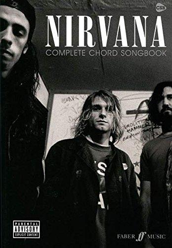 Nirvana Guitar Chord Songbook Guitar Tab Book