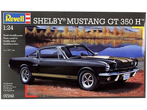 Revell Maqueta Shelby Mustang GT 350 H, escala 1:24 (07242)