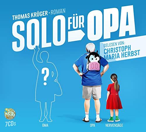 Cover des Mediums: Solo für Oma