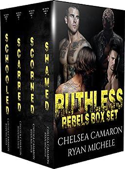 Ruthless Rebels MC Box Set (English Edition) di [Camaron, Chelsea, Michele, Ryan]