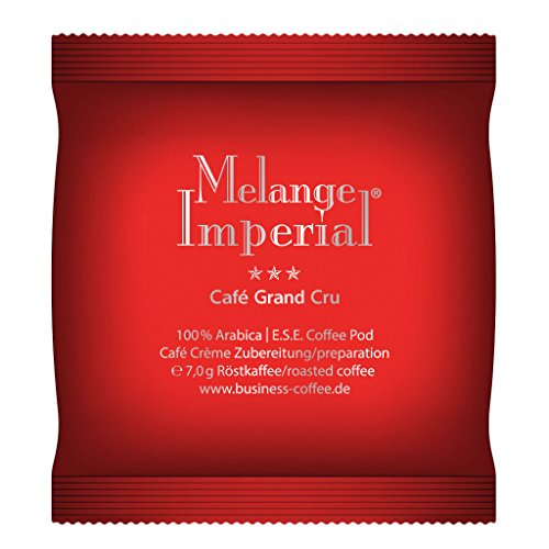 Melange Imperial 100% Arabica ESE Lungo Pads - 150 ESE Kaffeepads/Pods / Cialde, 1005 g
