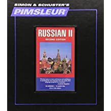 Pimsleur Russian Level 2 CD: Learn to Speak and Understand Russian with Pimsleur Language Programs (Comprehensive)
