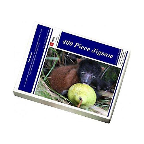 Media Storehouse 400 Piece Puzzle of Baby Lemur (1699099)