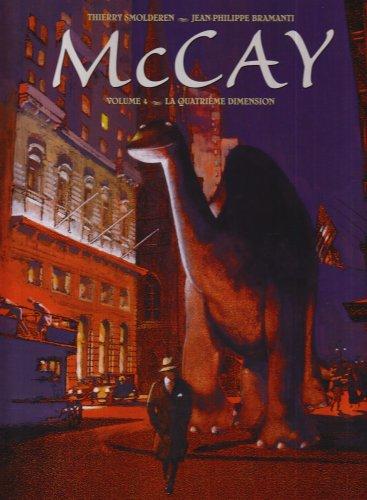 McCay, Tome 4 : La quatrième dimension