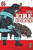 "Afficher ""Fire force n° 6"""