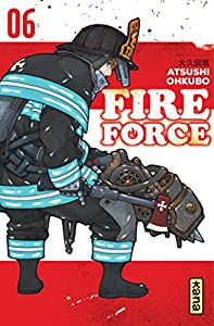 Fire Force Edition simple Tome 6