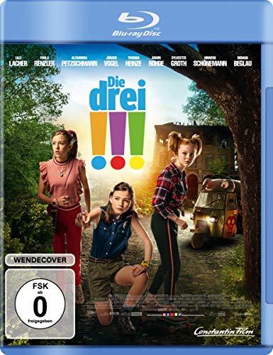 Die drei !!! [Blu-ray]
