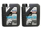 LIQUI MOLY Motoröl High Perfomance 2 x 1 Liter 10W-30