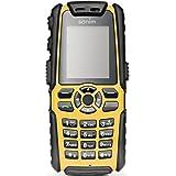 Sonim XP3 1.0 Enduro Sim Free Mobile Phone - Yellow