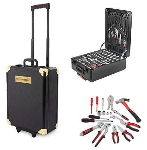 PROFI 326 tlg Werkzeug-Trolley Set Werkzeugkasten Werkzeugkoffer --2017 Modell--