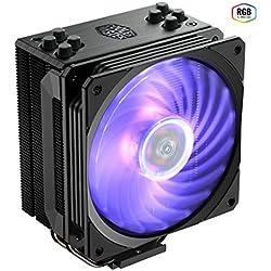 Cooler Master Hyper 212 RGB Black Edition Tower - Ventilador para CPU