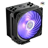 Cooler Master Hyper 212 RGB Black Edition Tower - Ventilador para CPU