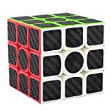 #7: CHRONEX 3x3 Speed Cube Smooth Magic Cube 3x3x3 Puzzle Toys for Kids - Black