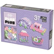 Plus-Plus - 52122 - Jeu éducatif de construction  - Mini Pastel 3-en-1 - 220 Pièces