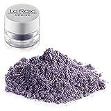 La Rosa - Mineral Lidschatten Nr. 40 AMETHYST-3g - Halbglänzender, deckender Lidschatten in einem Lavendel-Farbton, kühle Tönung
