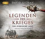Das zerrissene Land (Legenden des Krieges V, 2 MP3-CDs) - David Gilman (Autor);Wolfgang Berger (Sprecher);Anja Schünemann (Übersetzerin)