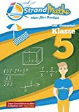 StrandMathe Übungsheft Mathe Klasse 5 – mit kostenlosen Lernvideos inkl. Lösungswegen und Rechenschritten zu jeder Aufgabe: Mathematik Lernheft – ... Textaufgaben (StrandMathe Übungshefte)