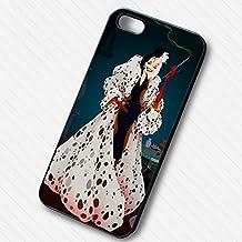 Cruella Deville Poster for Funda iphone 6 and Funda iphone 6s Case N6A4WK