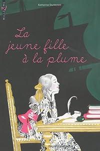 vignette de 'jeune fille à la plume (La) (Katherine Sturtevant)'