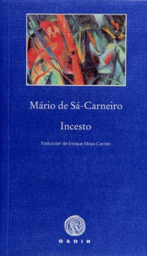 Incesto (Pequeña Biblioteca Gadir)