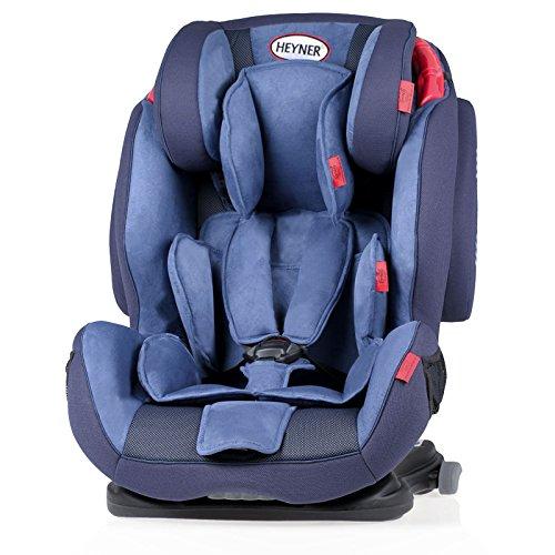 Preisvergleich Produktbild Heyner 786140 Kindersitz Capsula MultiFix ERGO 3D (I, II, III), Cosmic Blue