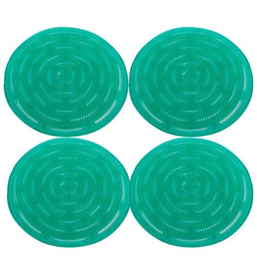 Kommerzielle Sieb (Dr. Becher duftendes Urinal-Sieb Duft: grüne Pinie (4er Pack))