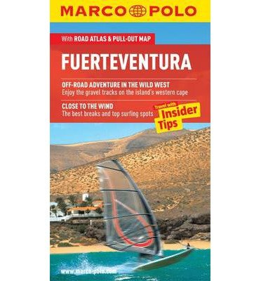 [(Fuerteventura Marco Polo Guide)] [ Created by Marco Polo ] [March, 2013]