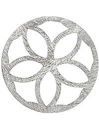 MY iMenso colour insignia de plata 24 mm 24-0391