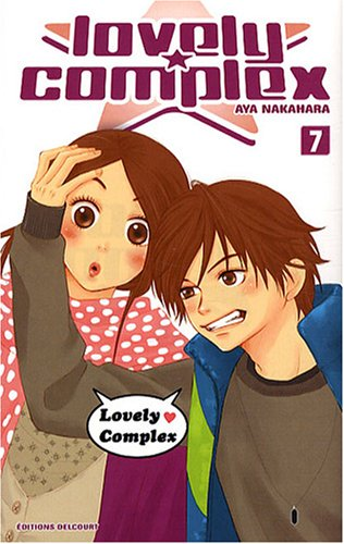 Lovely Complex Edition simple Tome 7