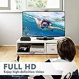 Vmade Full HD HDTV DVB-T2 / S2 kombiniert Receiver (H.264 / 1080p) kostenlos terrestrisch + Satelliten-TV-Unterstützung CCcam, YouTube, IKS, Newcam Funktion und so weiter für Vmade Full HD HDTV DVB-T2 / S2 kombiniert Receiver (H.264 / 1080p) kostenlos terrestrisch + Satelliten-TV-Unterstützung CCcam, YouTube, IKS, Newcam Funktion und so weiter
