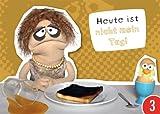 3er-Pack: Postkarte A6 +++ WIWALDI von modern times +++ NICHT MEIN TAG - CHARMING TRAUDL +++ MODERN TIMES bigSmile Entertainment GmbH/WIWALDI