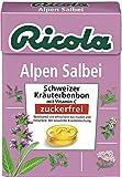 Ricola Salbei ohne Zucker Böxli