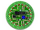 VSE 840231 MK119 Velleman Mini-Kit, elektronisches Roulette Bausatz