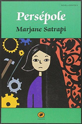 Persépole (Novela Gráfica)