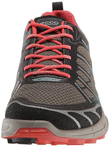 Ecco–Maillot femme chaussures à lacets BIOM TRAIL fi de Ecco Gris