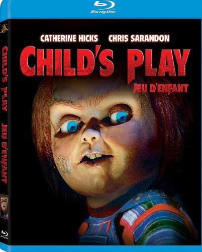 Child's Play [Blu-ray] (Play Blu-ray Childs)