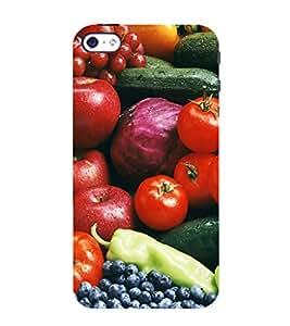 Fruits 3D Hard Polycarbonate Designer Back Case Cover for Apple iPhone 4 :: Apple iPhone 4S