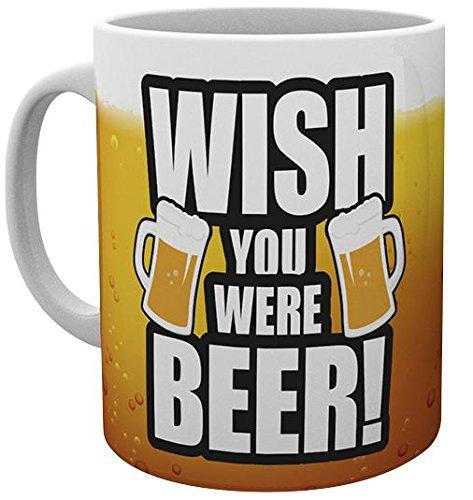 Wish you were beer! Tazza standard