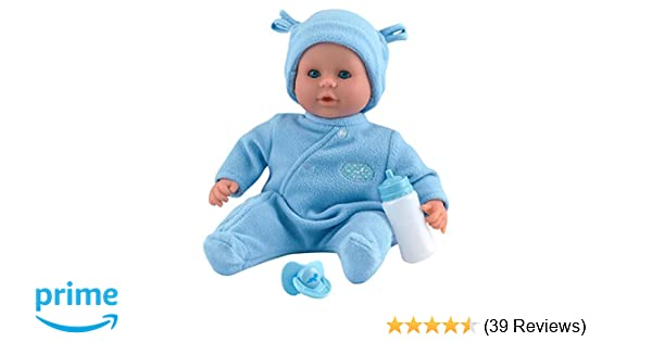 d82198c80023 Dolls World 8103 Little Treasure (Blue): Amazon.co.uk: Toys & Games