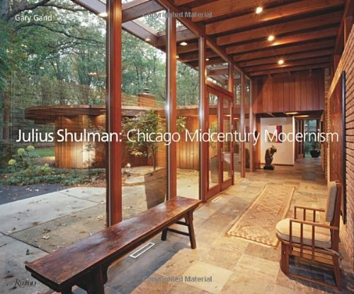 Julius Shulman: Chicago Mid-Century Modernism