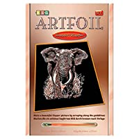 KSG - Artfoil Copper Elephant