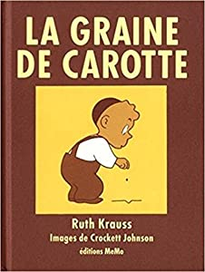 """Afficher """"La Graine de carotte"""""""