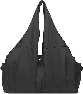 VOLGANIK ROCK Damen Schultertasche Groß Leichte Umhängetasche Nylon Multifunctional Wasserdicht Handtasche Henkeltasche Reisetasche Alltagstasche