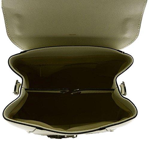 SUPERFLYBAGS Borsa Donna a mano / Zaino vera pelle modello Ligia Made In Italy beige