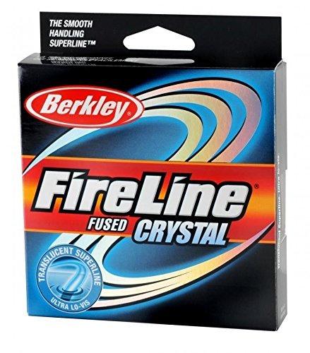 Berkley FireLine Superline Angelschnur, BFL3006-CY, kristall, 6/2 Pound Test-300 Yard