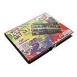 IPOTCH 150 Pz Disegno Pittura Art Set Acqua Colore Penna Pastello Olio Pastello Pennello Strumento di Disegno per Bambini Artista Principiante