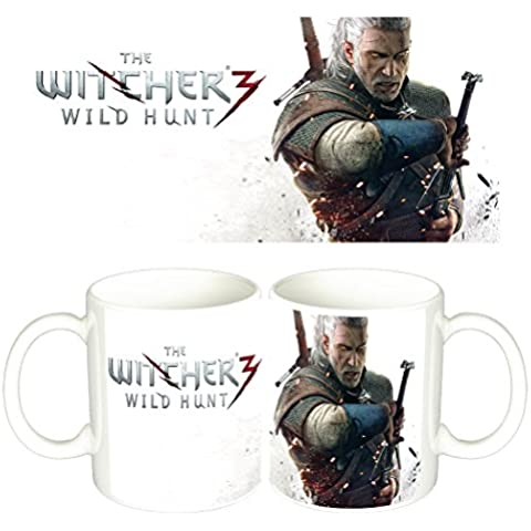 The Witcher 3 Wild Hunt D Tazza Mug